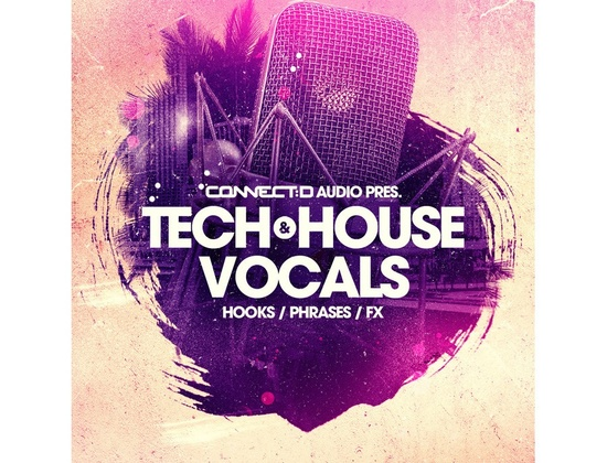 CONNECTD Audio Tech & House Vocals