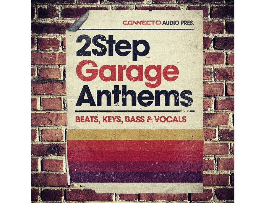 CONNECTD Audio 2Step Garage Anthems