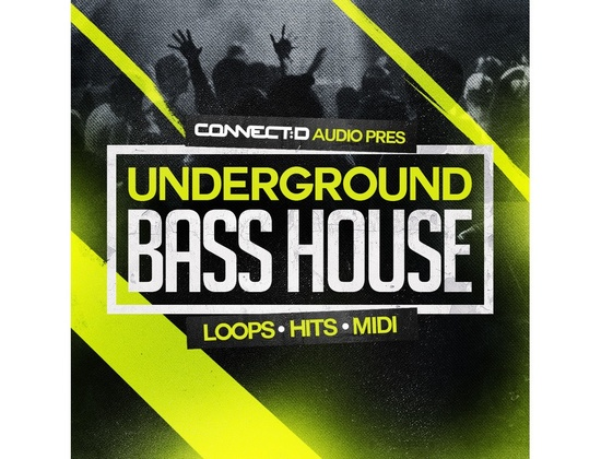 CONNECTD Audio Underground Bass House