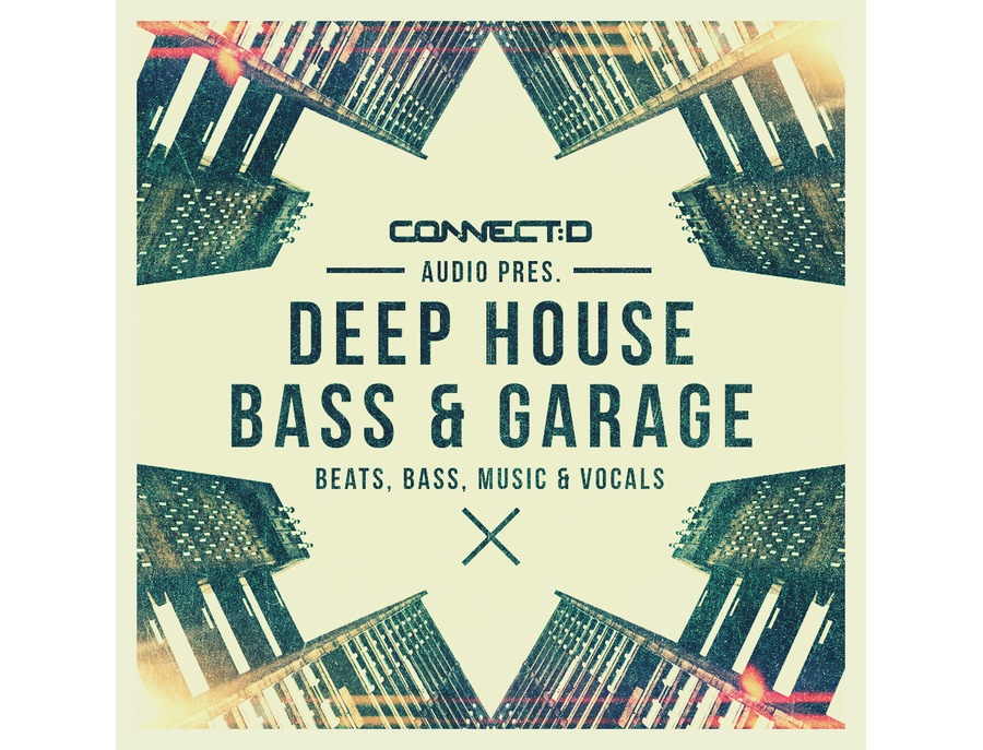 CONNECTD Audio Deep House Bass & Garage