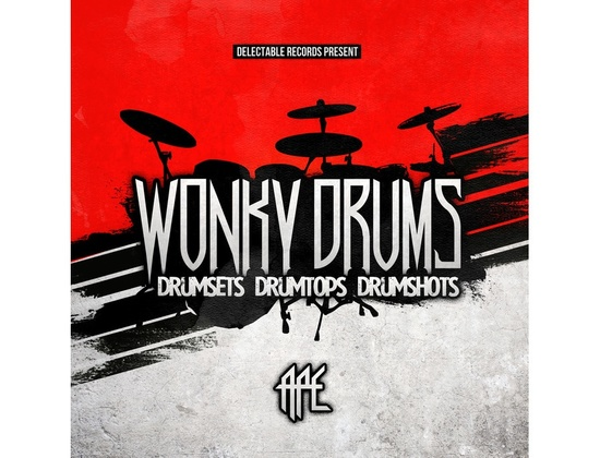 Delectable Records Wonky Drums