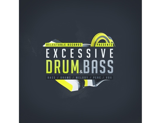 Delectable Records Excessive Drum & Bass