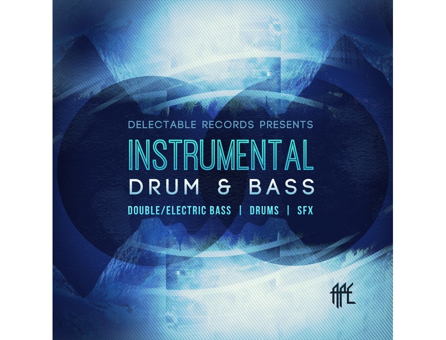Delectable Records Instrumental Drum & Bass