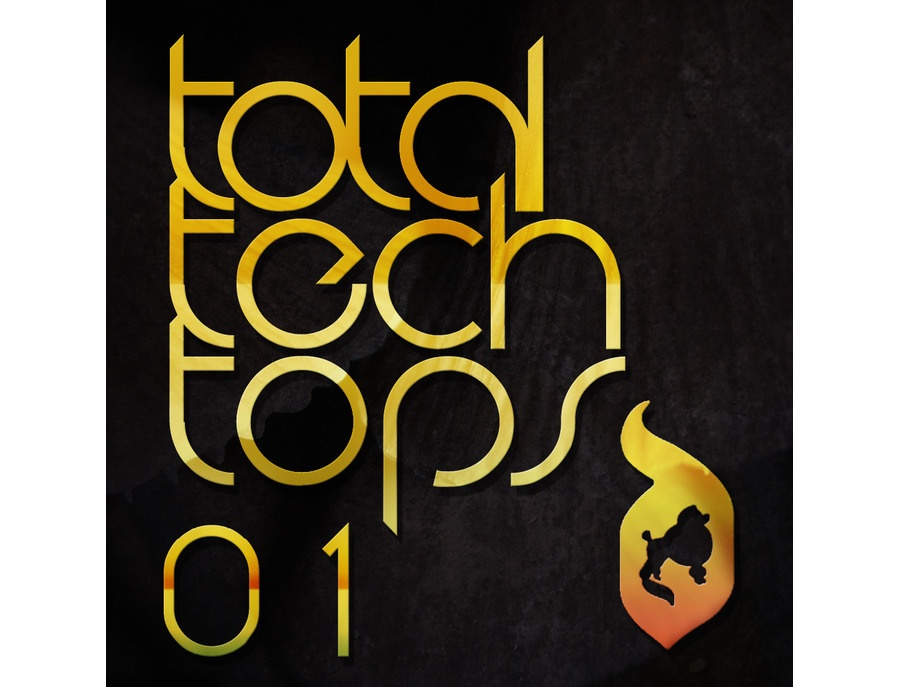 Delectable Records Total Tech Tops 01