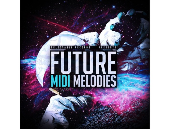 Delectable Records Future MIDI Melodies
