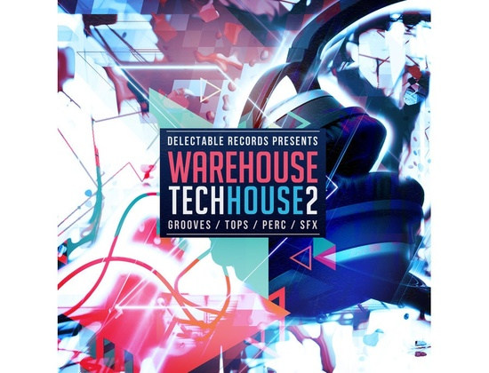Delectable Records Warehouse Tech House 2
