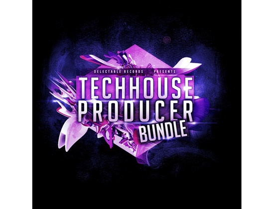 Delectable Records Tech House Producer Bundle
