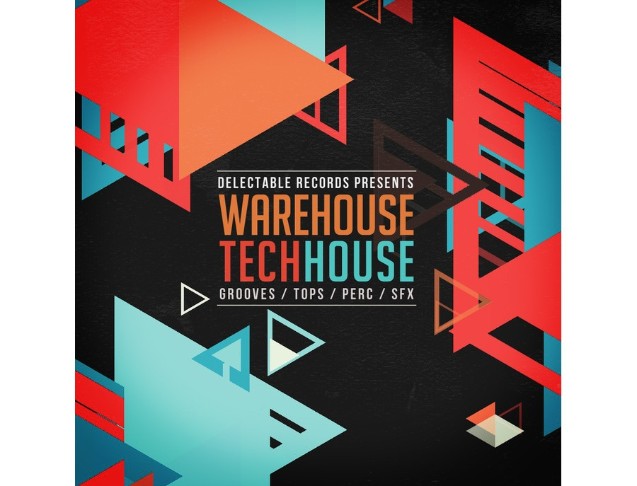 Delectable Records Warehouse Tech House