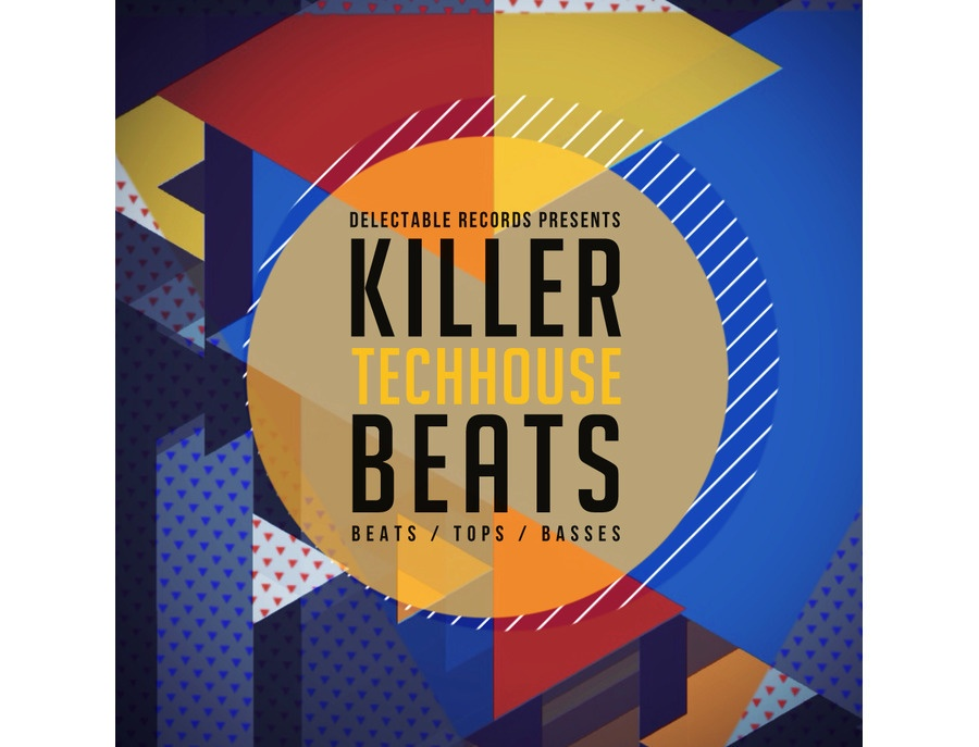 Delectable Records Killer Tech House Beats