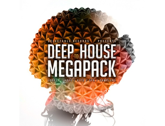 Delectable Records Deep To House Mega Pack
