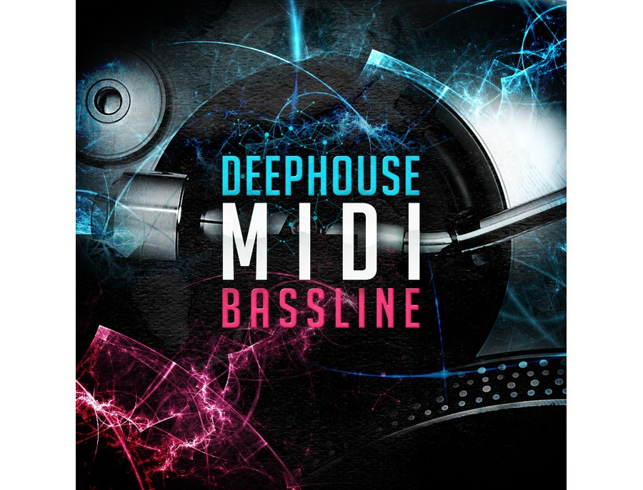 Delectable Records Deep House MIDI Basslines