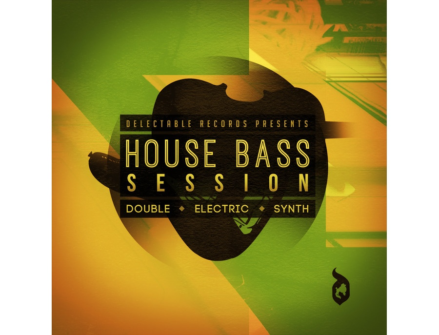 Delectable Records House Bass Session