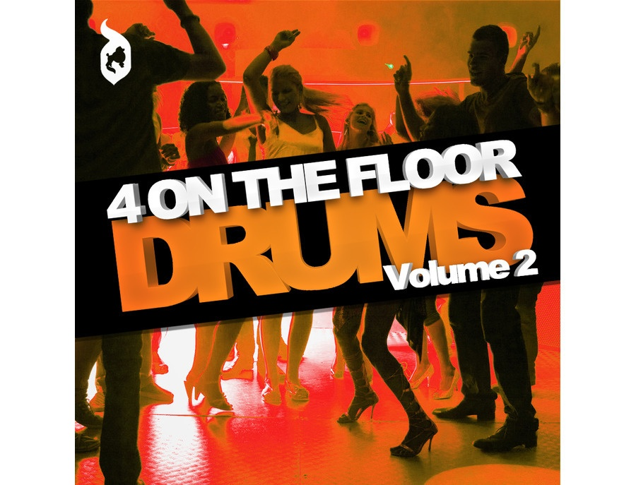 Delectable Records 4 On The Floor Drums Vol. 2