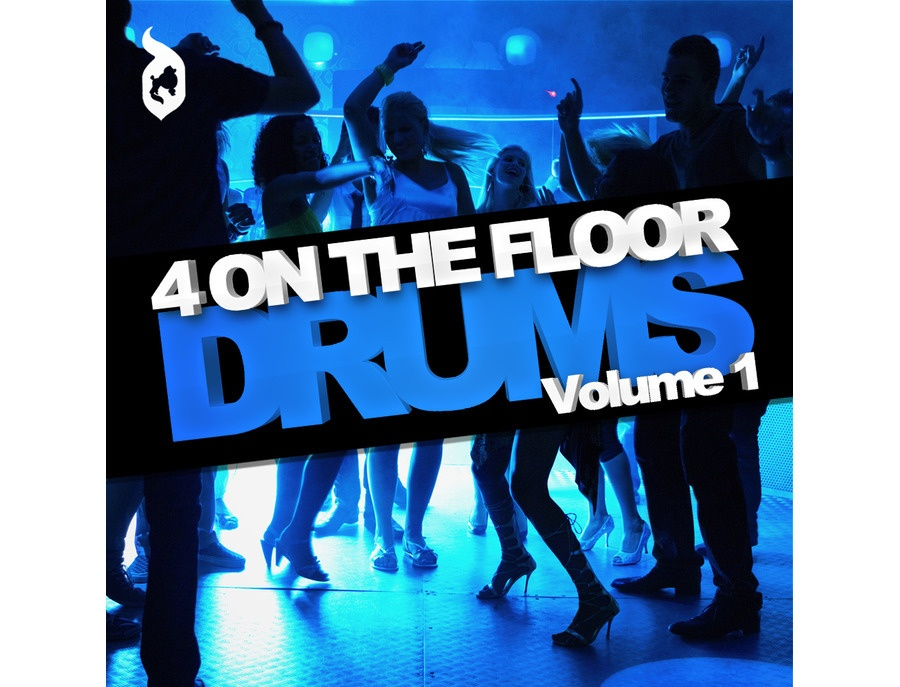 Delectable Records 4 On The Floor Drums Vol. 1