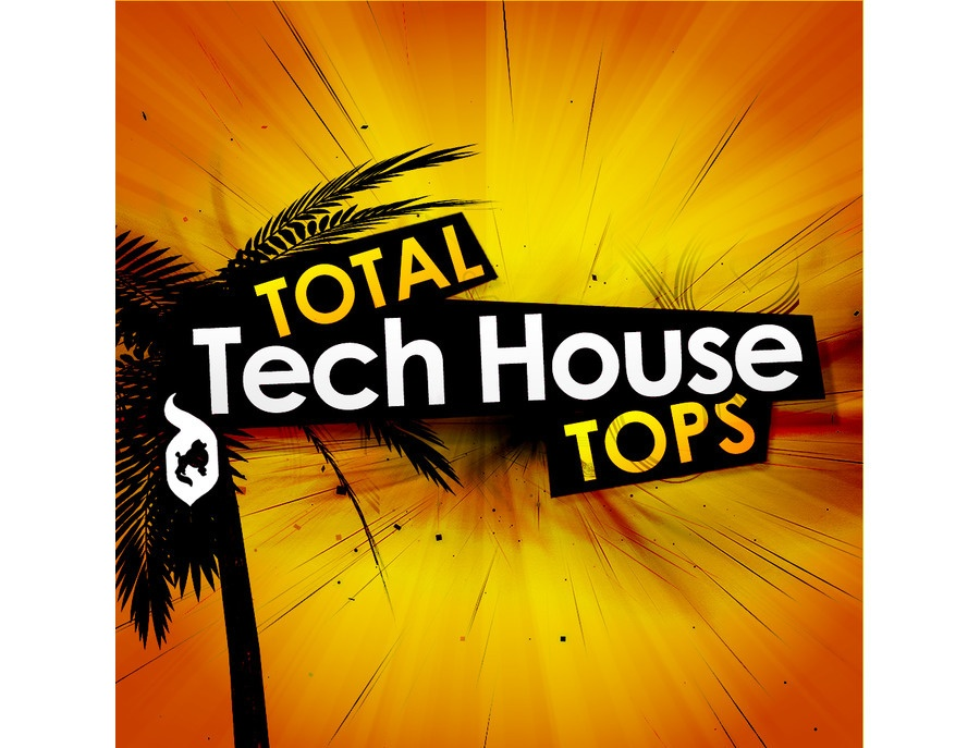Delectable Records Total Tech House Tops