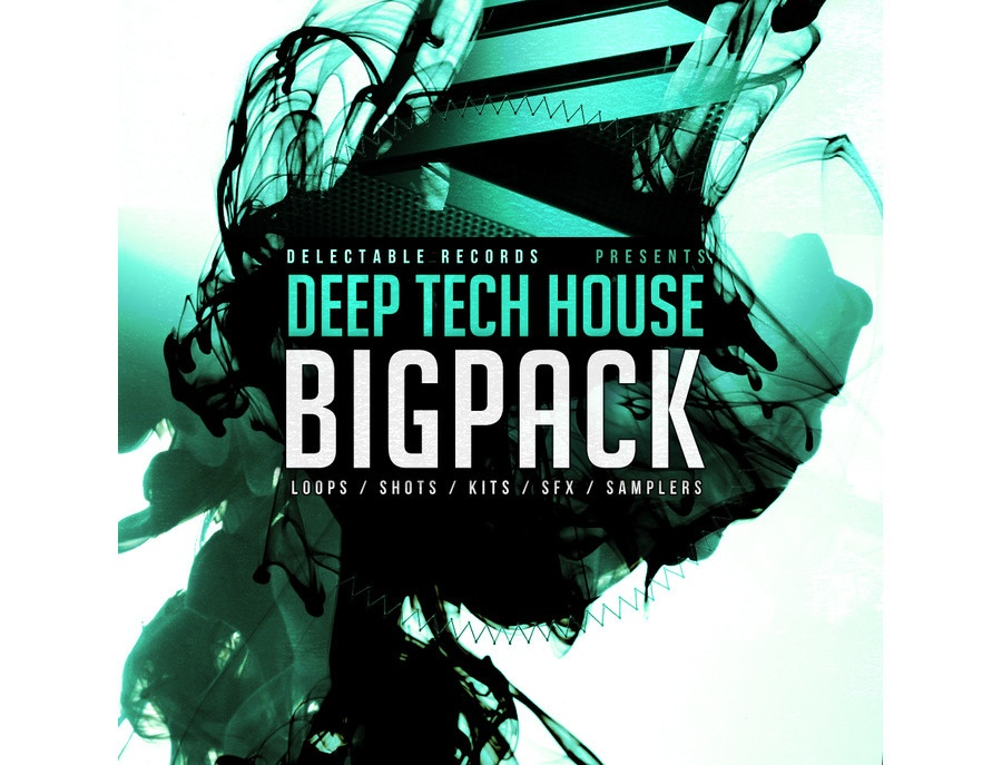 Delectable Records Deep Tech House Big Pack