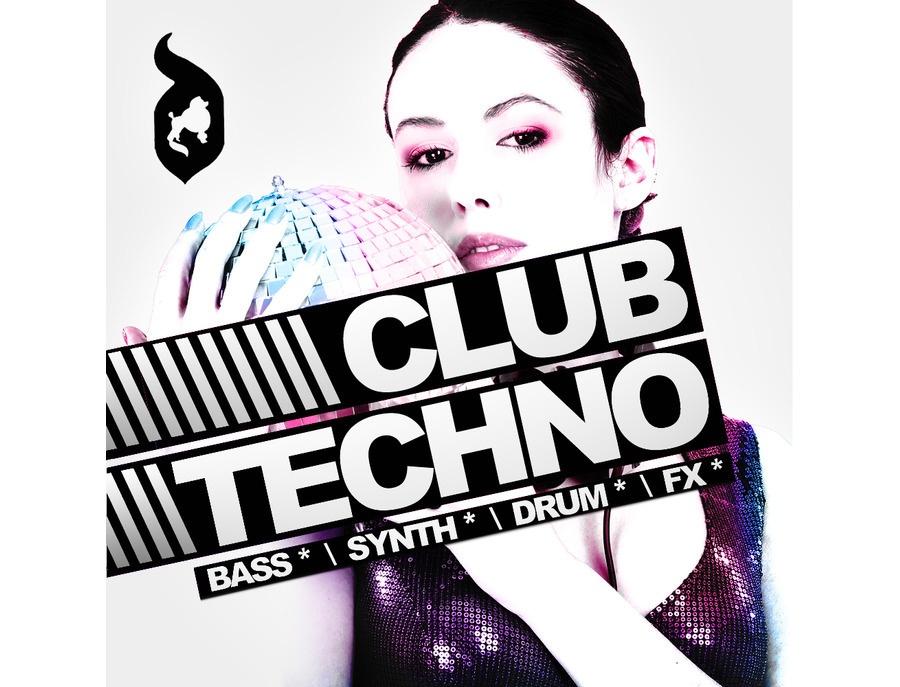 Delectable Records Club Techno