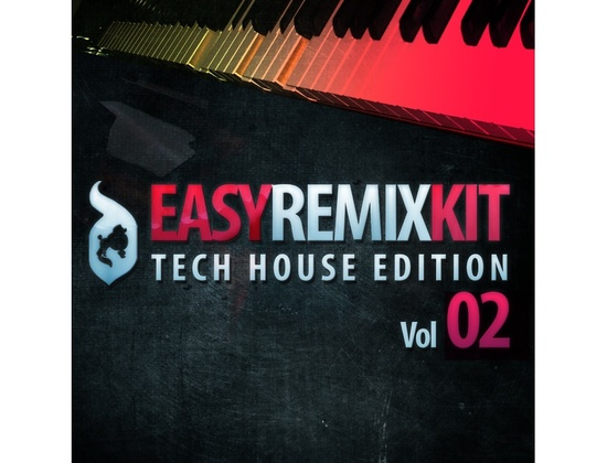 Delectable Records Easy Remix Kit Vol 2 - Tech House Edition