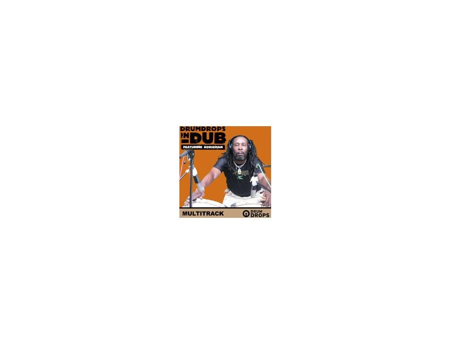 DrumDrops Drum Drops In Dub Vol2 Multi Tracks
