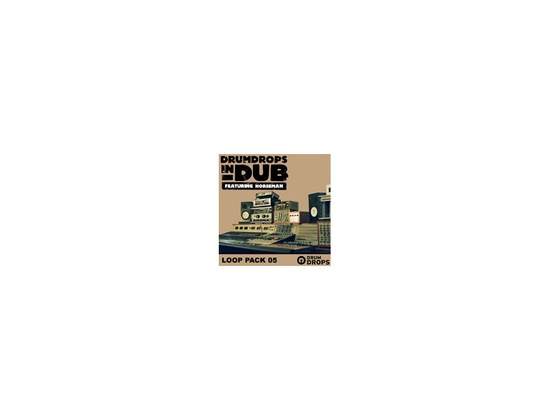 DrumDrops Drum Drops In Dub Vol 2 Pack 5