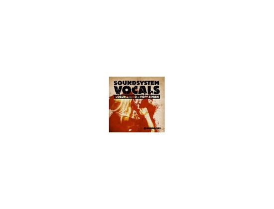 Dubdrops Soundsystem Vocals Vol. 2 - Horseman