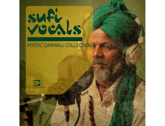 EarthMoments Sufi Vocals - Mystic Qawwali Collection