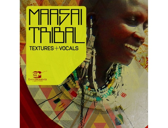 EarthMoments Maasai Tribal Textures & Vocals