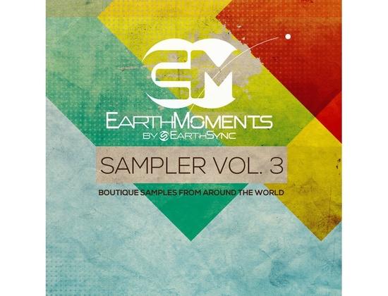 EarthMoments Earthmoments Label Sampler Vol. 3