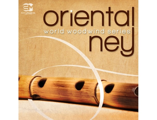 EarthMoments World Woodwind Series - Oriental Ney
