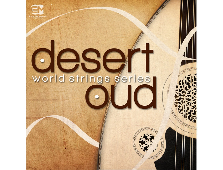 EarthMoments World String Series: Desert Oud