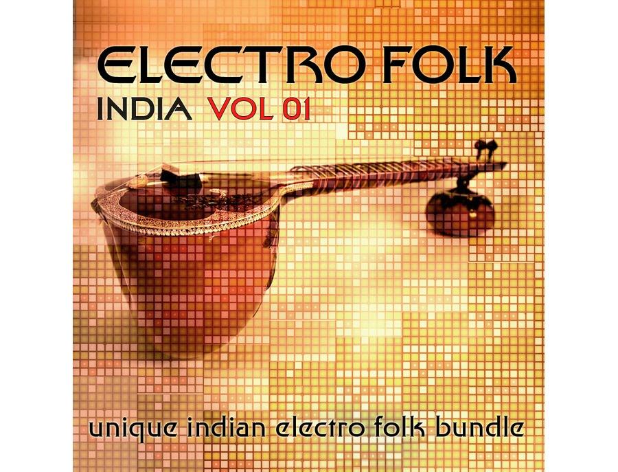 EarthMoments Electro Folk India Vol 1