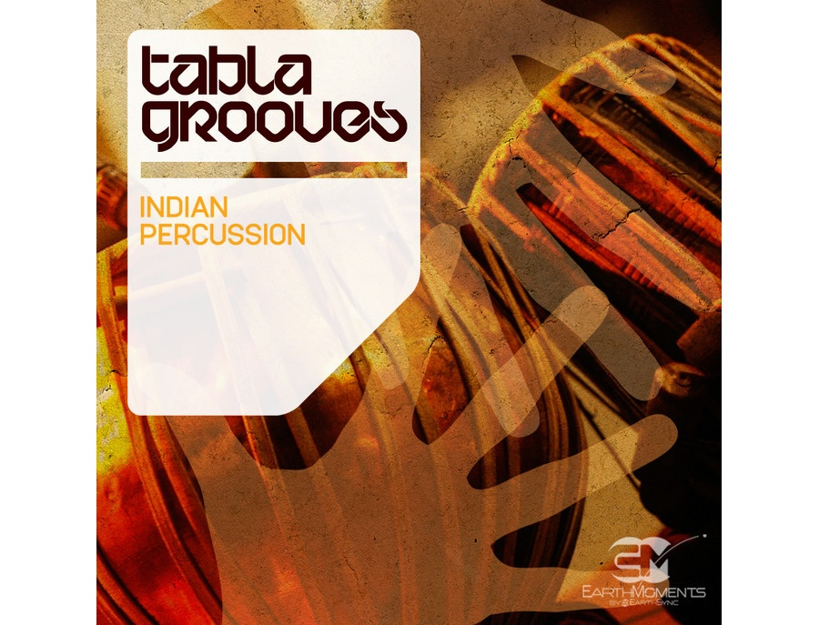 EarthMoments Tabla Grooves - Indian Percussion