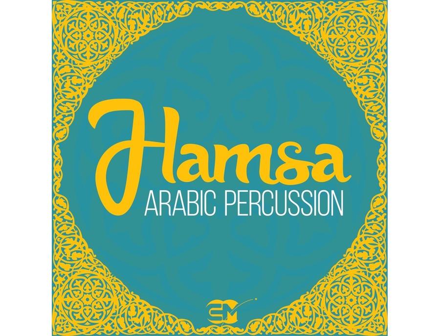 EarthMoments Hamsa Arabic Percussion