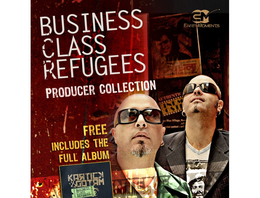 EarthMoments Business Class Refugees - Producer Collection