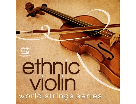 EarthMoments World String Series - Ethnic Violin