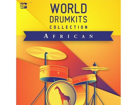 EarthMoments African - World Drumkits Collection