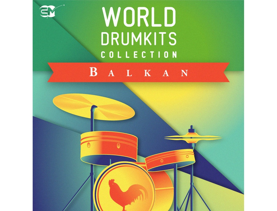 EarthMoments Balkan - World Drumkits Collection