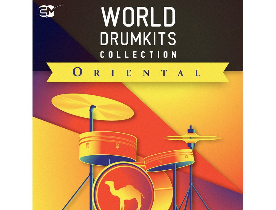 EarthMoments Oriental - World Drumkits Collection