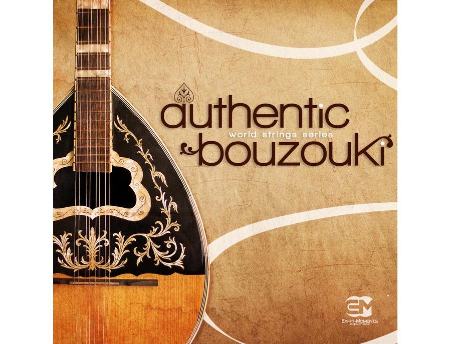 EarthMoments World String Series - Bouzouki
