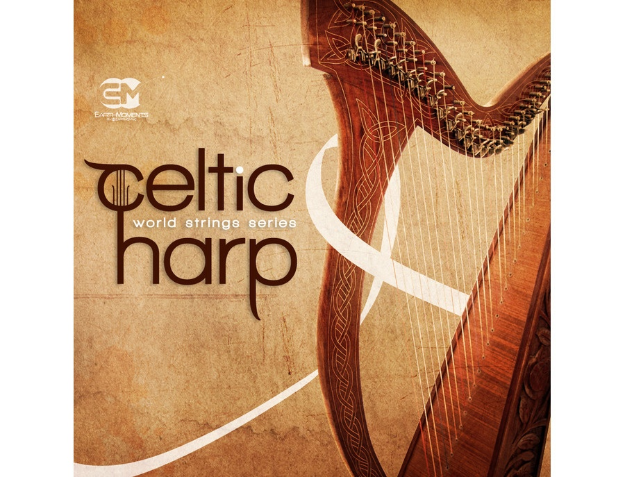 EarthMoments World String Series - Celtic Harp