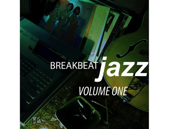 Equipped Music Break Beat Jazz Vol1