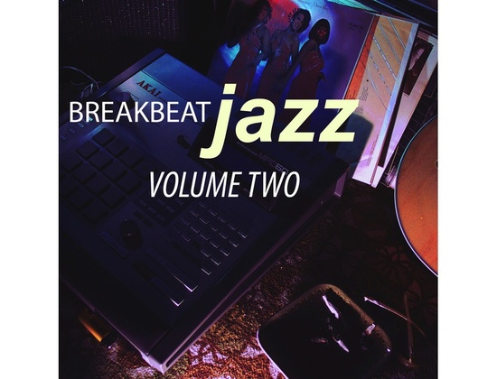 Equipped Music Break Beat Jazz Vol2