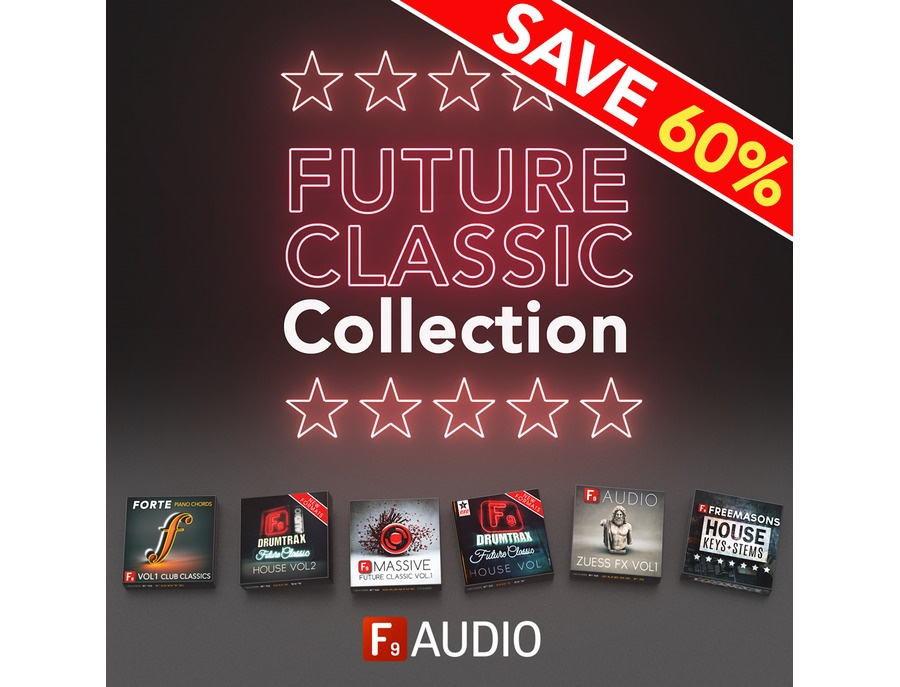 F9 Audio Future Classic Collection