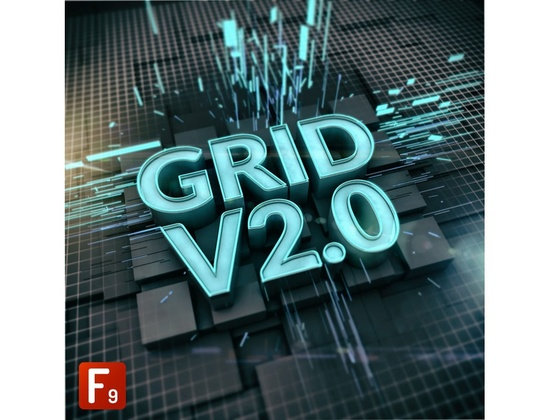 F9 Audio Grid V2.0: Future Retro Multisampled Patches