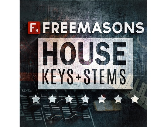 F9 Audio Freemasons House Keys And Stems V1