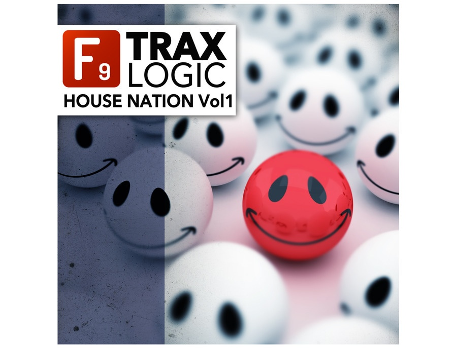 F9 Audio F9 TRAX Logic - House Nation Volume 1