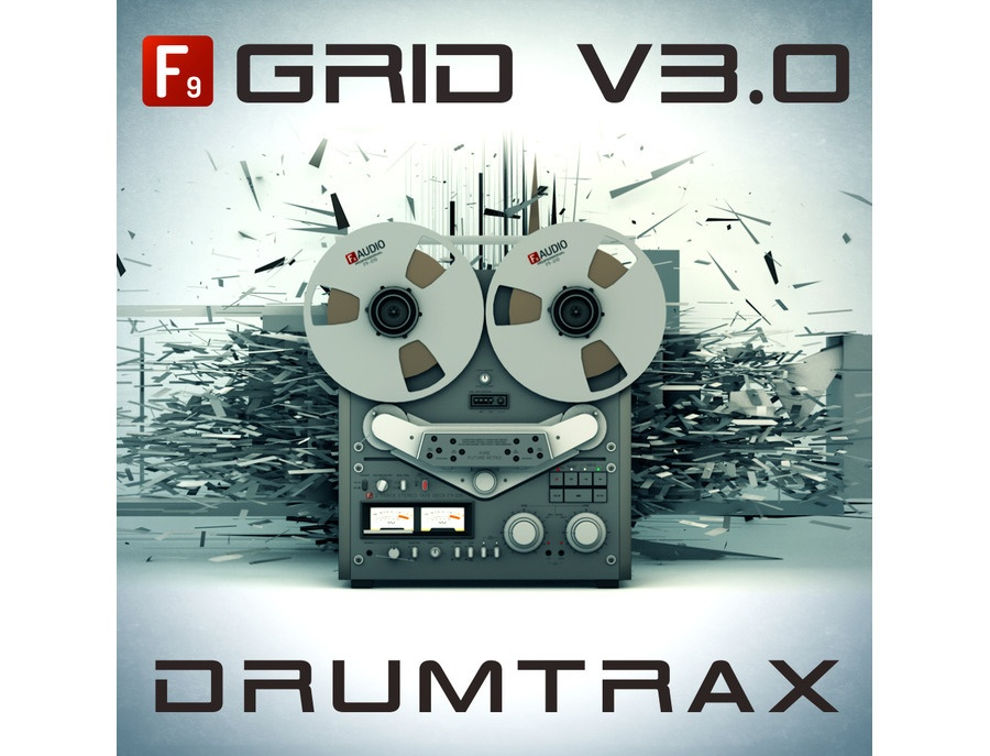 F9 Audio Grid V3.0: Drumtrax