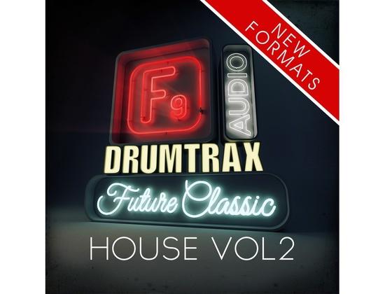 F9 Audio Drumtrax Future Classic Vol2