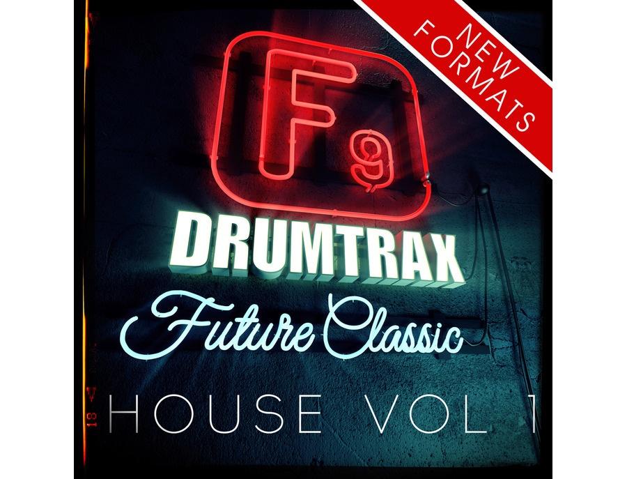 F9 Audio Drumtrax Future Classic Vol1