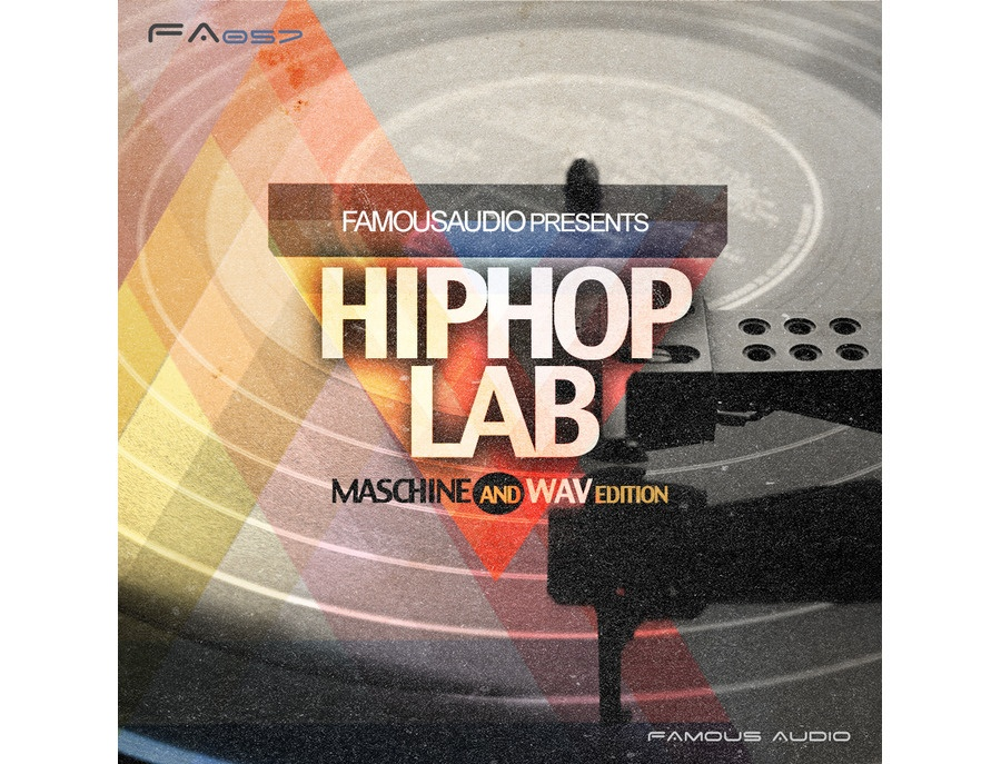 Famous Audio Hip Hop Lab